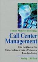 Call Center Management PDF