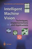 Intelligent Machine Vision PDF
