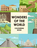 Wonders Of The World Colouring Book