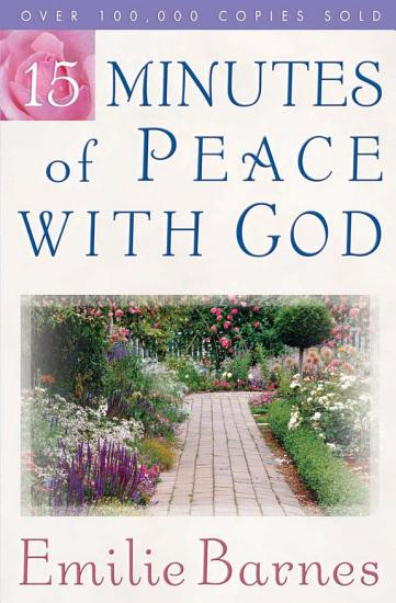 15 Minutes of Peace with God PDF