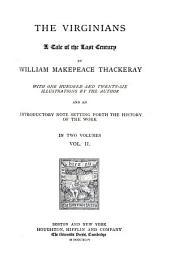 The Virginians. 2 vol