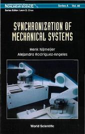 Synchronization Of Mechanical Systems