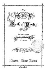 The book of poetry [ed. by B.G. Johns].