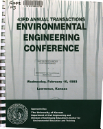 43rd Annual Transactions  Environmental Engineering Conference PDF