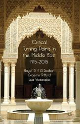 Critical Turning Points In The Middle East Book PDF