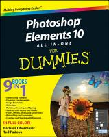Photoshop Elements 10 All In One For Dummies