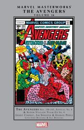 Avengers: Marvel Masterworks Vol. 16