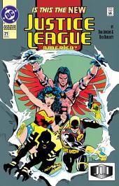 Justice League America (1987-) #71