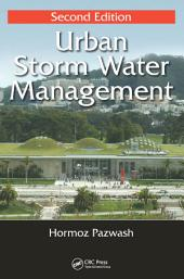 Urban Storm Water Management, Second Edition: Edition 2