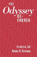 The  Odyssey  Re formed PDF