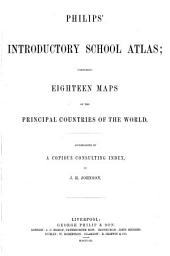 Philips' introductory school atlas