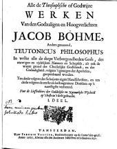 Alle de Theosoophsche of Godwijze Werken: Deel 1