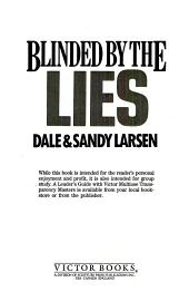 Blinded by the Lies PDF