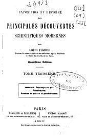 Exposition et histoire des principales découvertes scientifiques modernes: Aérostats. Éclairage au gaz... (470 p.)