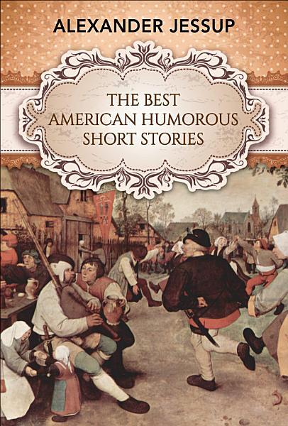Download The Best American Humorous Short Stories Book