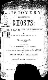 Second Edition of A Discovery Concerning Ghosts: With a Rap at the Spirit Rappers