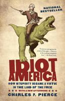 Idiot America PDF