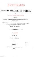 Neuman  Baretti and Seoane s Dictionary of the Spanish and English Languages PDF