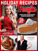 PEOPLE Holiday Recipes