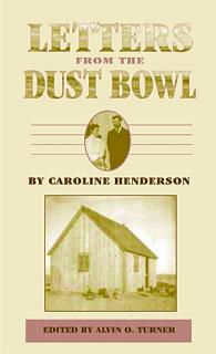 Letters from the Dust Bowl Book