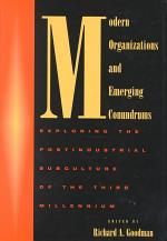 Modern Organizations and Emerging Conundrums
