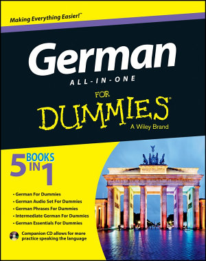 German All in One For Dummies  with CD PDF