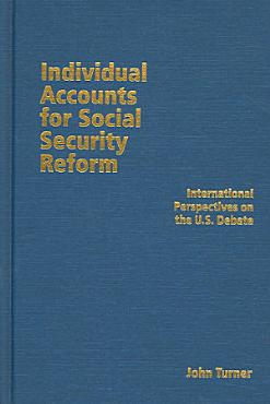 Individual Accounts for Social Security Reform PDF