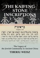 The Kaifeng Stone Inscriptions PDF