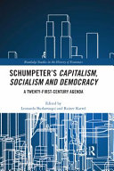 Schumpeter s Capitalism  Socialism and Democracy