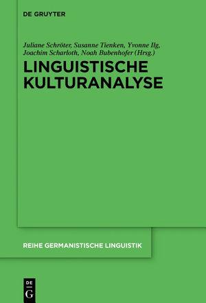 Linguistische Kulturanalyse PDF