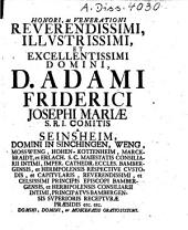 Dissertatio inauguralis ecclesiastico-politico-publica de iure principis catholici circa sacra: e genuinis fontibus iuris publici universalis tam ecclesiastici, quam saecularis ... deducta