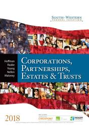South Western Federal Taxation 2018 Corporations Partnerships Estates And Trusts Book PDF