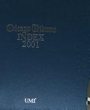 Chicago Tribune Index PDF