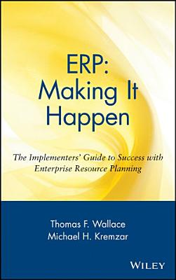 ERP  Making It Happen PDF