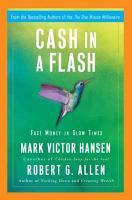 Cash in a Flash PDF