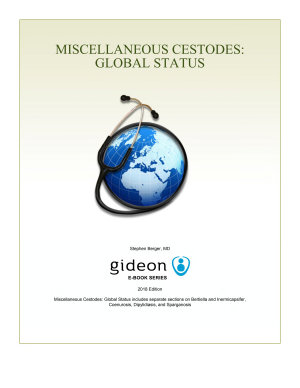 Miscellaneous Cestodes: Global Status