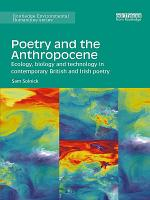 Poetry and the Anthropocene PDF