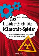 Das Insider Buch f  r Minecraft Spieler PDF