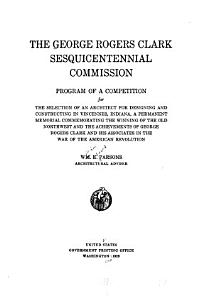 The George Rogers Clark Sesquicentennial Commission PDF