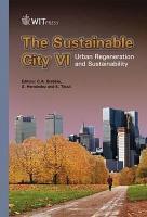 The Sustainable City VI PDF
