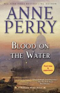 Blood on the Water Book