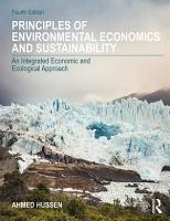 Principles of Environmental Economics and Sustainability PDF