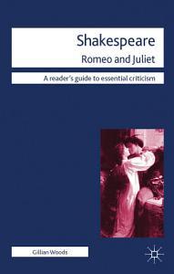 Shakespeare  Romeo and Juliet Book