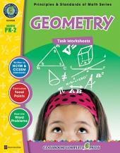 Geometry - Task Sheets Gr. PK-2