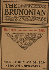 The Brunonian: Volume 44, Issue 3