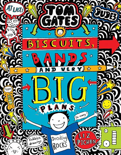 Download Tom Gates 14  Biscuits  Bands and Very Big Plans Book