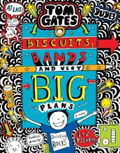 Tom Gates 14  Biscuits  Bands and Very Big Plans PDF