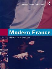 Modern France: Society in Transition