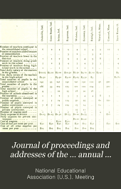 Journal of Proceedings and Addresses of the ... Annual Meeting: Volume 41