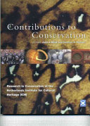 Contributions to Conservation PDF